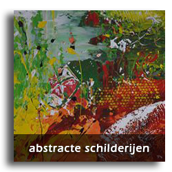 abstracte schilderijen cat