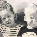 schilderij-figuratief-2018-kleinkinderen-henk-van-houtum