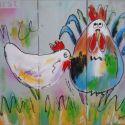 tuinkunst-kippenstel
